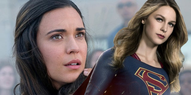 odette annable supergirl role