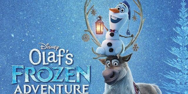 Olaf-Frozen-Adventure