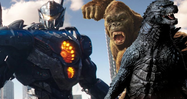'Pacific Rim 2' Director Reveals Early Plans for Godzilla/Kong Crossover