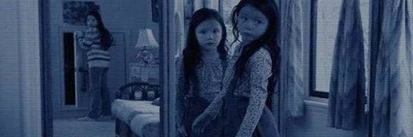 paranormal activity 3 mirror