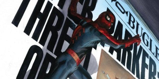Peter-Parker-Spider-Man-Kisses-Mockingbird