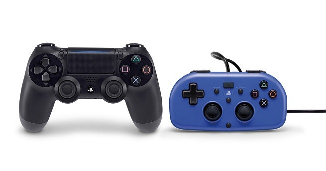 Small handed gamer? This PS4 controller is built for you