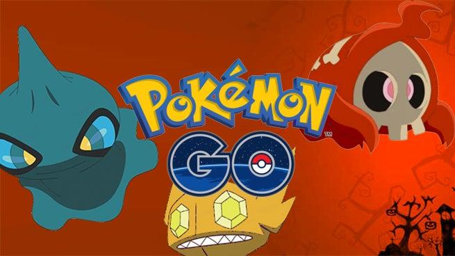 Pokemon Go Adds Another Shiny Pokemon for Halloween
