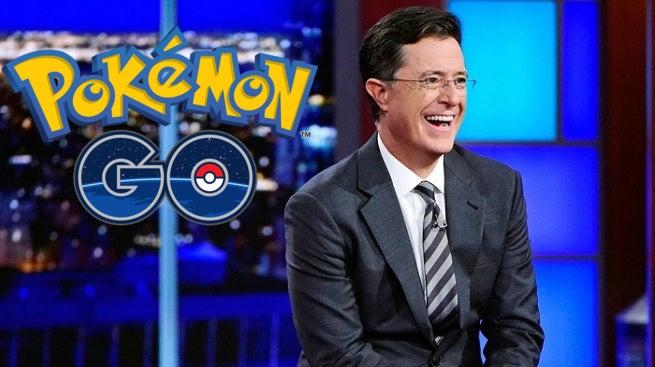 Pokemon Go Colbert
