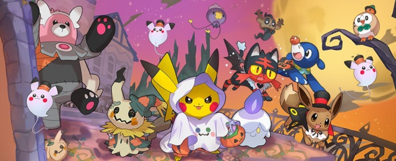Pokemon Go's Halloween Event Confirmed, Teases Possible Gen 3 Release