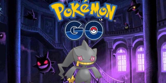 pokemon go spooky