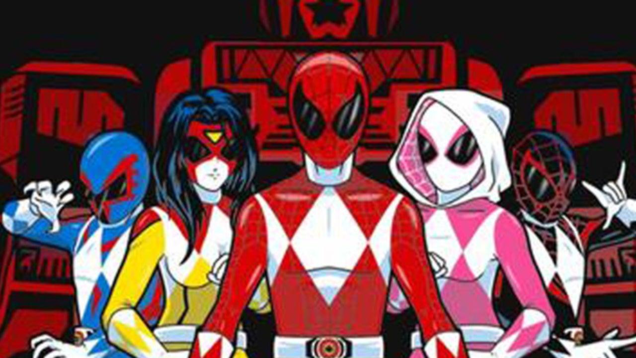 Power-Rangers-Spider-Man-Shirt