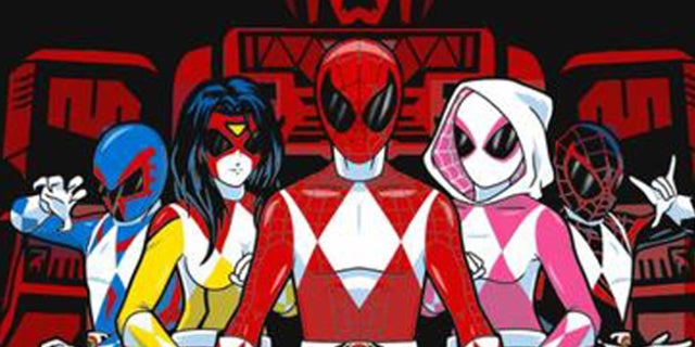 Power-Rangers-Spider-Man-Shirt