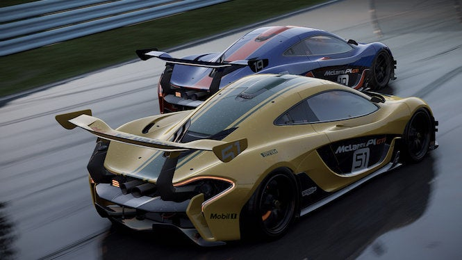 Test drive 'Gran Turismo Sport' on PS4 next week
