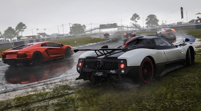 Already Made Their Decision When It Comes To Driving Game Of Choice With Xbox One Owners Probably Flocking Microsofts Forza Motorsport 7