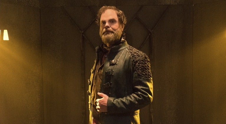 Rainn Wilson Harry Mudd Star Trek Discovery