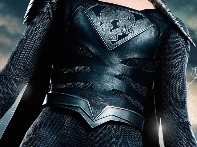 Supergirl: Odette Annable suits up as Reign