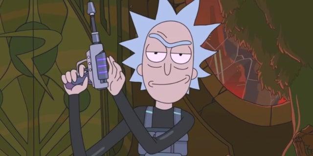 Rick and Morty Season 3 Surprise Finale Christmas