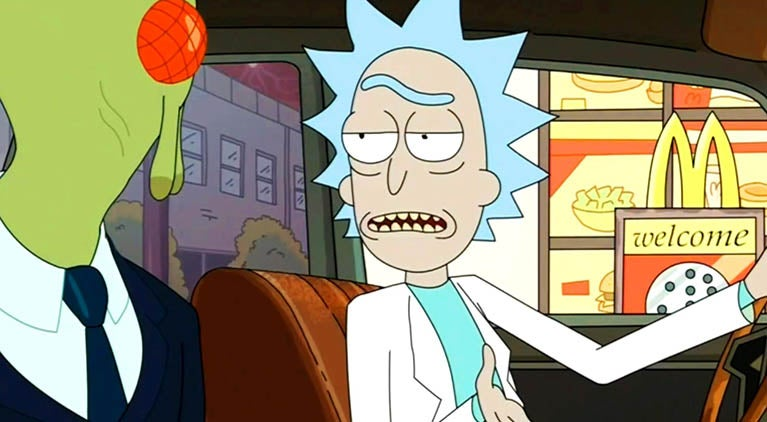 Thanks to Rick and Morty, McDonald's Is Bringing Back the Szechuan Sauce