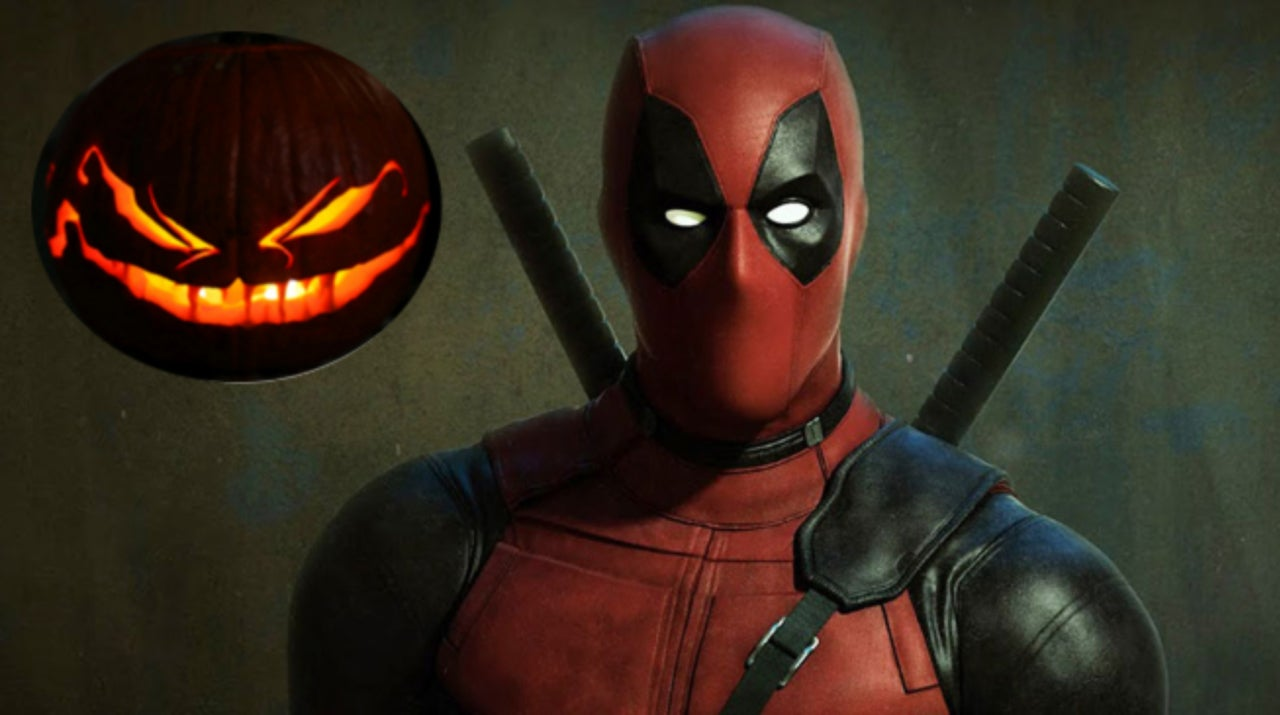 Ryan Reynolds Has the Perfect Response to Deadpool Halloween ...