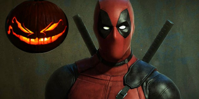 Ryan Reynolds Deadpool Halloween Costume Joke