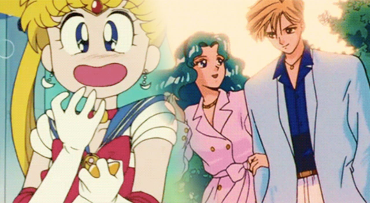 did you know 'sailor moon' had to censor its lesbian lovers?