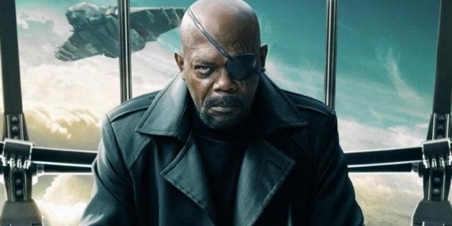 Samuel L Jackson Marvel Reunion