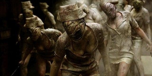 silent hill movie nurses
