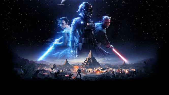 Thank You For Playing the STAR WARS Battlefront II Beta - Electronic Arts
