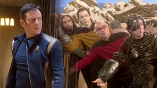 Star Trek Discovery Big Bang Theory Easter Egg