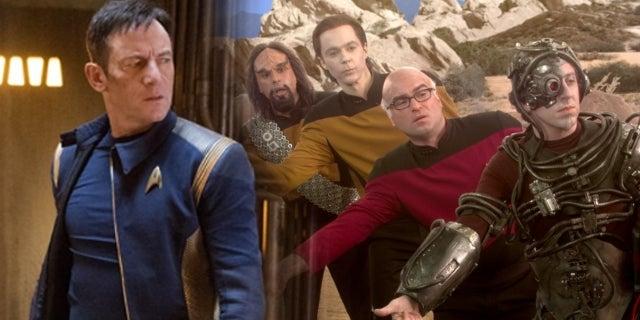 Star Trek Discovery Big Bang Theory Easter Egg
