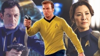 Star Trek Discovery Kirk