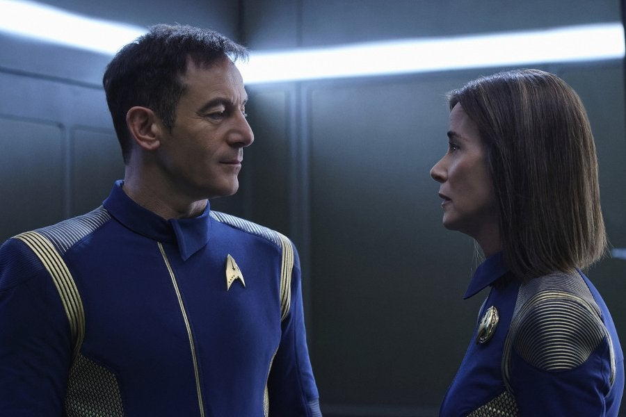 CBS All Access Renews 'Star Trek: Discovery' for Season 2