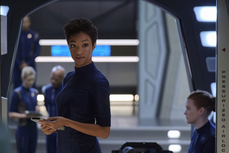 CBS All Access Renews 'Star Trek: Discovery'