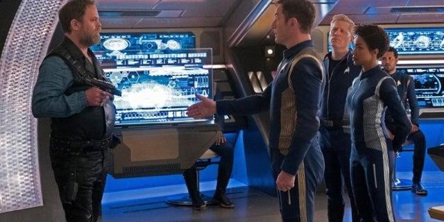 Star Trek Discovery Season 1 Episode 7 Music To Make The Sanest Man Go Mad