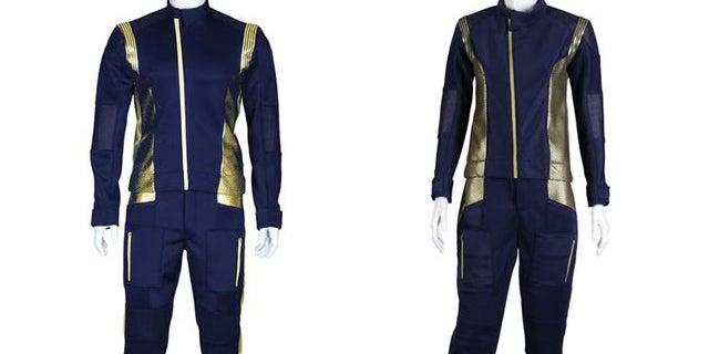 star trek discovery uniforms anovos