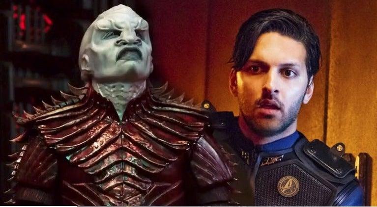 Star Trek Discovery Voq Ash Tyler