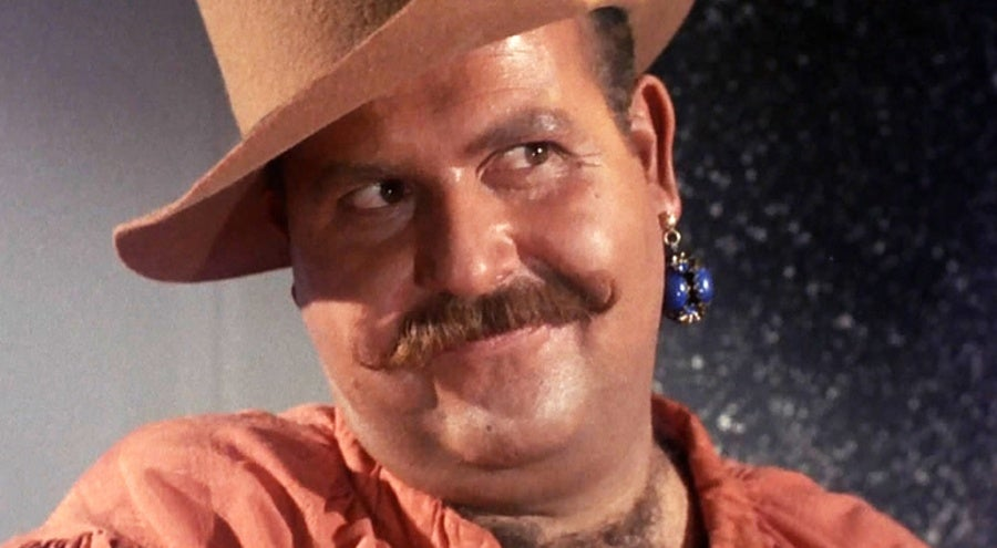 Star Trek Harry Mudd