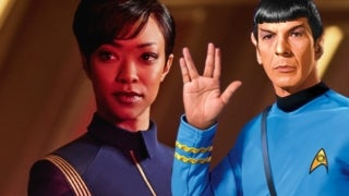 Star Trek Spock Michael Burnham