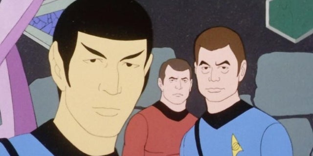 Star Trek The Animated Series Once Upon A Planet