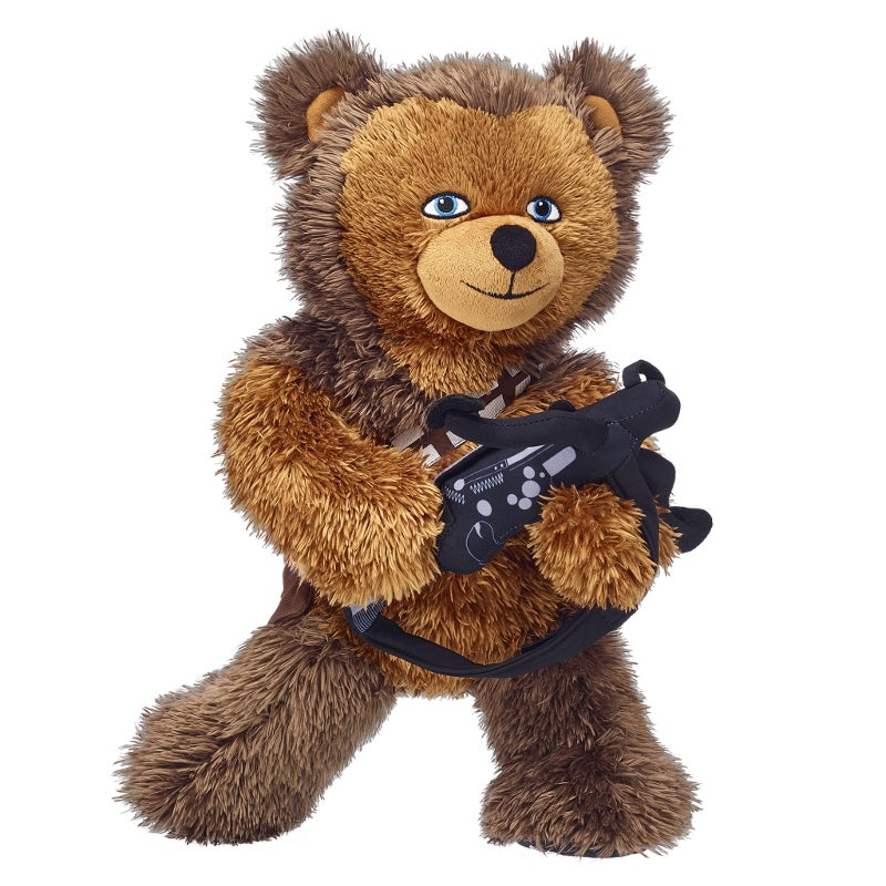 Star Wars Last Jedi Build-a-Bear - Chewbacca