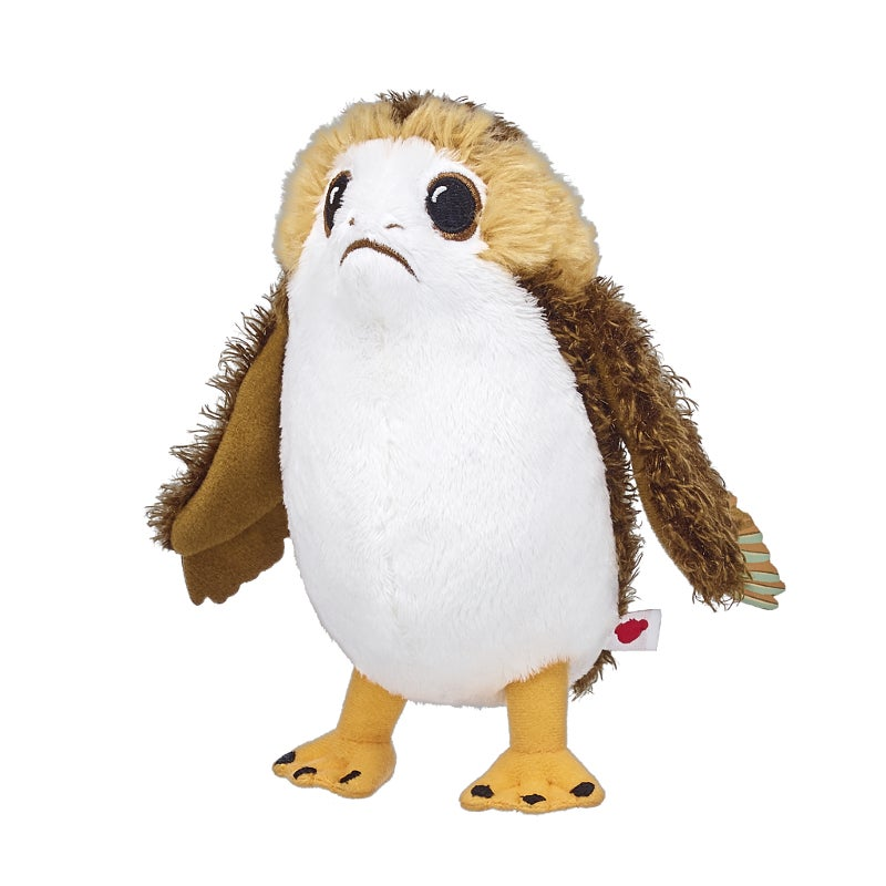 Star Wars Last Jedi Build-a-Bear - Porg