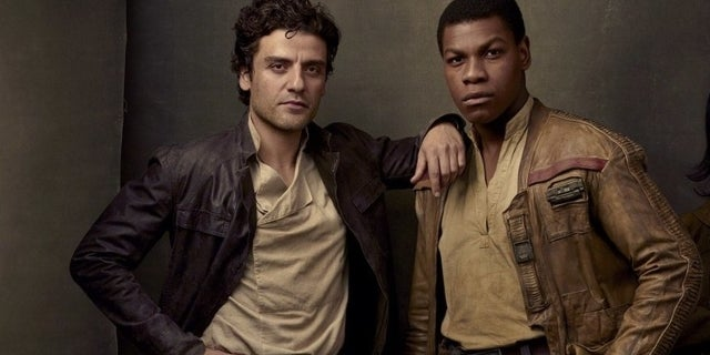 star-wars-the-last-jedi-finn-poe-relationship-john-boyega
