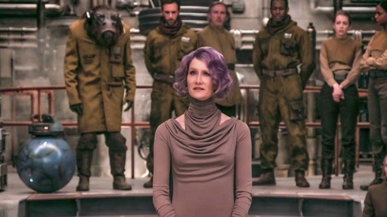 star wars the last jedi laura dern admiral holdo