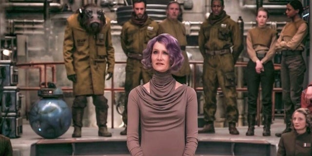 star wars the last jedi laura dern admiral holdo