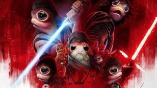 Star Wars The Last Jedi Porg Poster