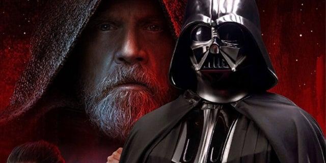 Star Wars The Last Jedi Poster Darth Vader