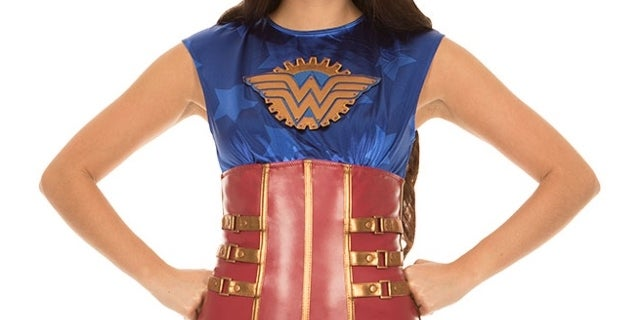 steampunk-wonder-woman-corset-top