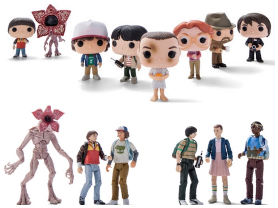 Stranger Things Toys : Exclusive stranger things products blu ray coming to