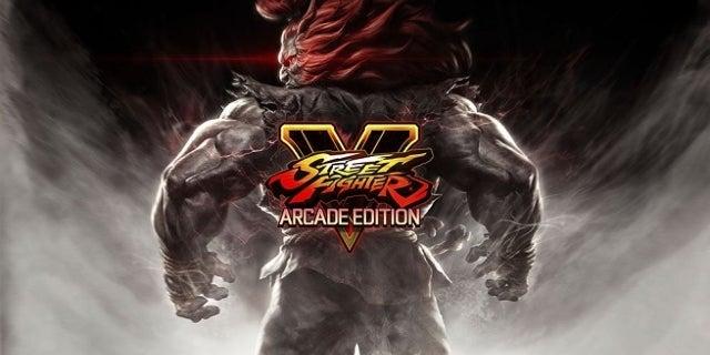 street fighter v arcade