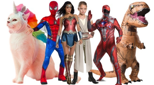 target-costume-sale  sc 1 st  Comic Book & Targetu0027s Halloween Costumes Are All BOGO 50% Off