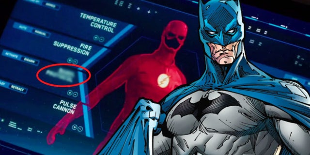 the flash babel protocol batman