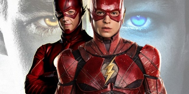 Celebrate The Flash Of Two Worlds With Awesome Grant Gustin, Ezra Miller Mashup