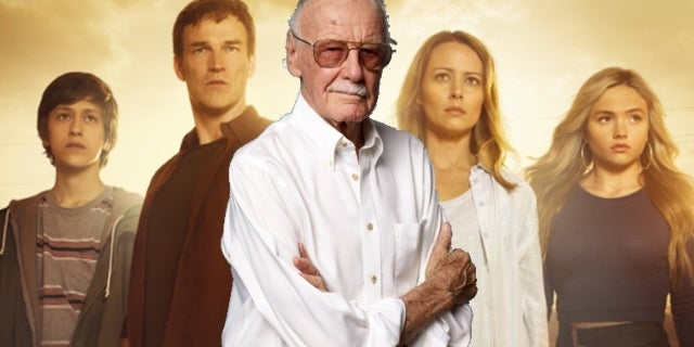 The Gifted Stan Lee Cameo