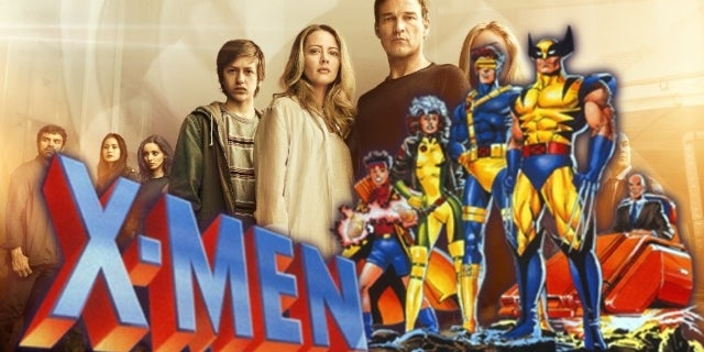 The Gifted X-Men Animated Series Easter Egg